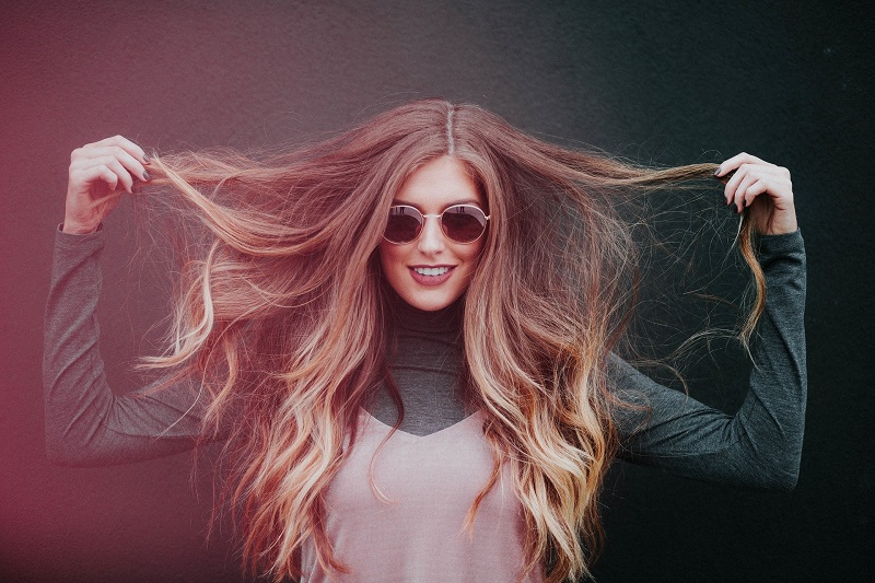 How To Get Healthy Hair After Heat Damage