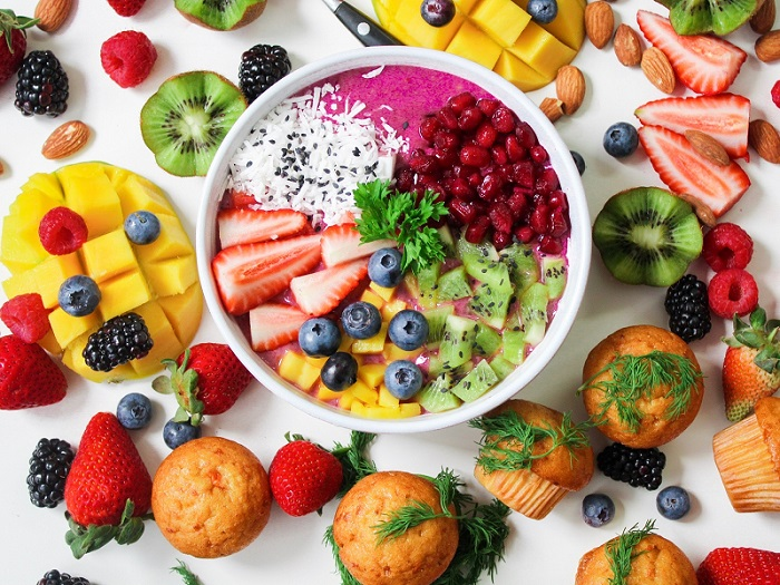skin care routine for glowing skin healthy diet