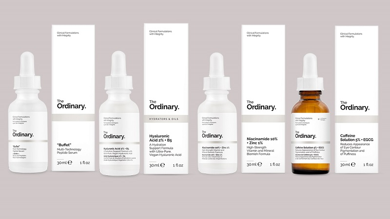 The Ordinary Skincare Products For Glowing Healthy Skin.800